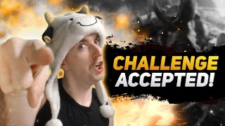I HAVE ACCEPTED YOUR CHALLENGE! - COWSEP