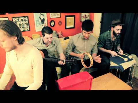 X Ambassadors - Body Bag (live On Big Ugly Yellow Couch)