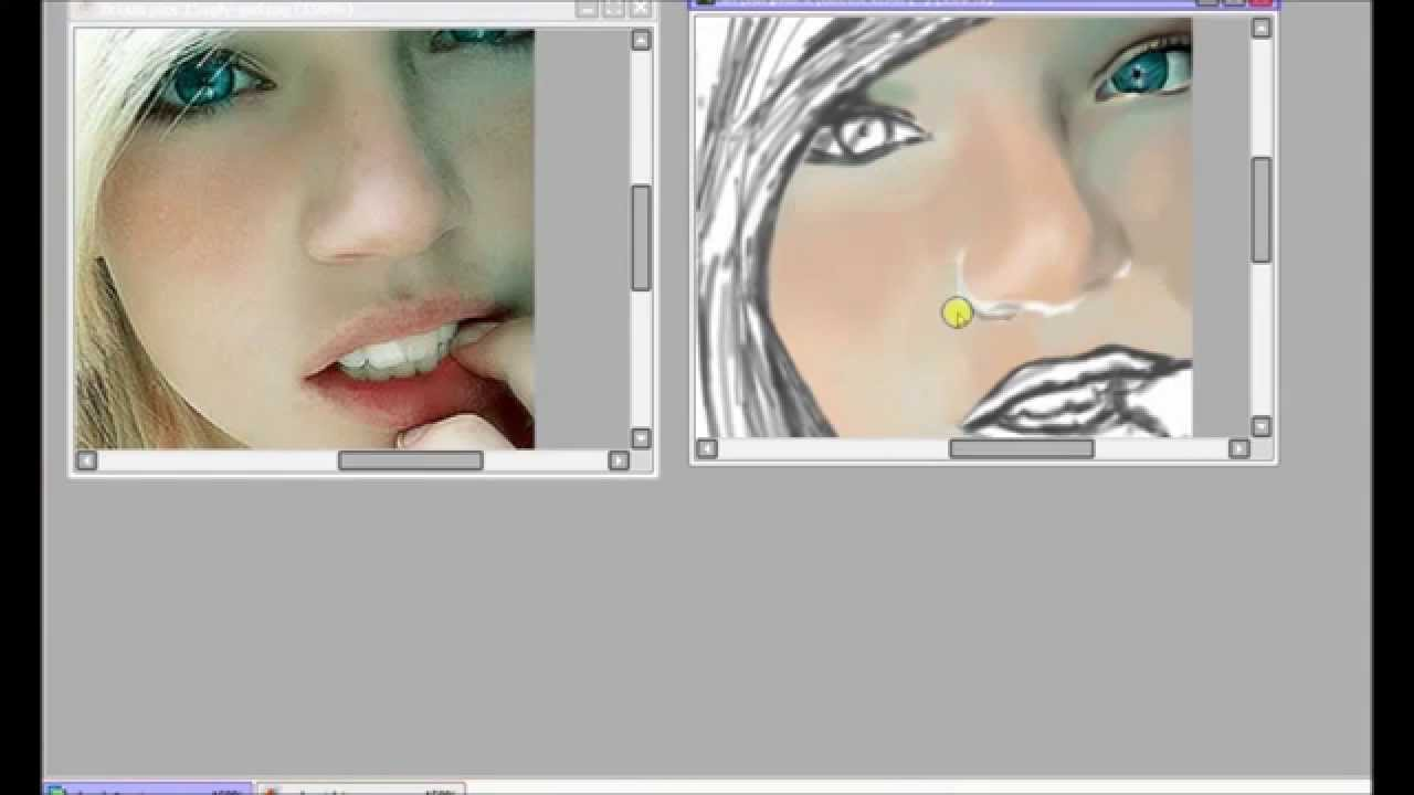 Draw Digital Art Online