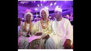Wedding Ceremony of Nigerian Senate President Saraki's Daughter Lasts For Months