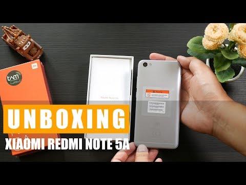 Xiaomi Redmi Note 5A : Hape Guedhe Untuk Yang Berbudget Kere