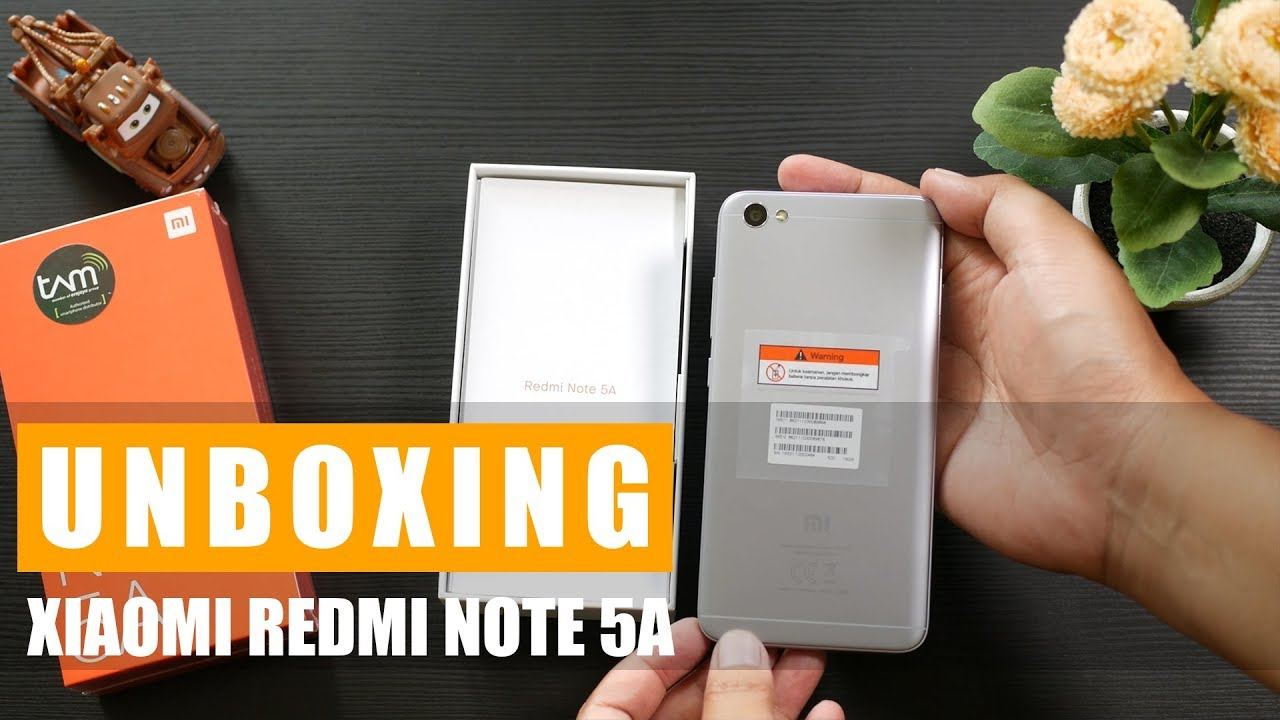 Xiaomi Redmi Note 5a Hape Guedhe Untuk Yang Berbudget Kere Youtube