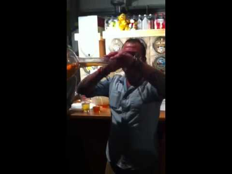 Craig Cannon Yard of Ale Challenge