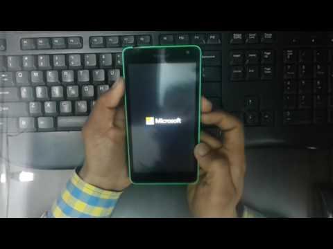 nokia lumia 535 password reset
