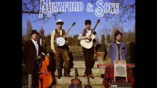 Mumford and Sons cover White lies - Unfinished Business