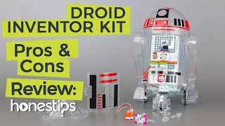Pros and Cons Review DROID INVENTOR KIT by Littlebits