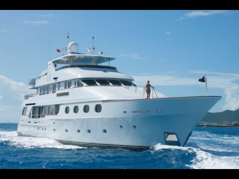 ATLANTICA 135' Christensen Yacht for sale & charter by RJC Yacht Sales & Charter