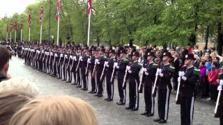 Hans Majests Kongens Garde / His Majesty the King's Guard