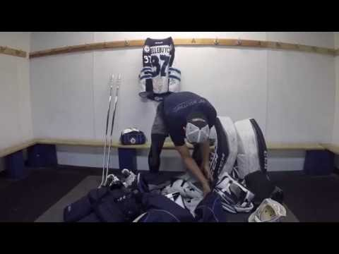 Connor Hellebuyck's Gear | The Windmill