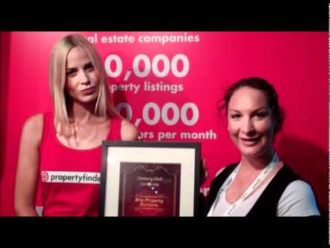 Brix Property Partners received century club certificate at Cityscape Global in Dubai - Sept 2010