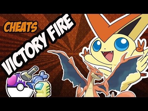 pokemon victory fire  gba rom