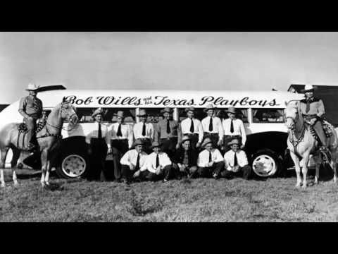 Western Swing (for Bob Wills)