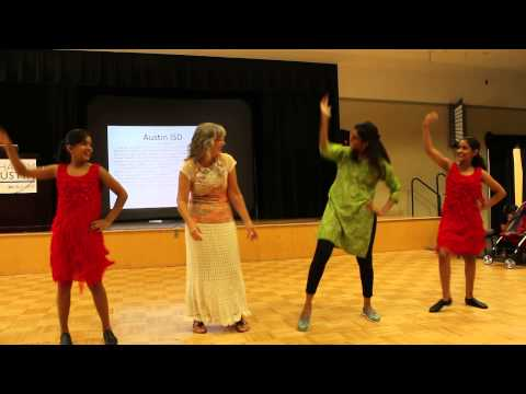 Monsoon dance  performance at JCC Austin August 2015