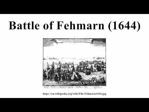Battle of Fehmarn (1644)