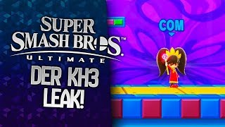 Der KH3 Leak! 🌟 15 • Super Smash Bros. Ultimate