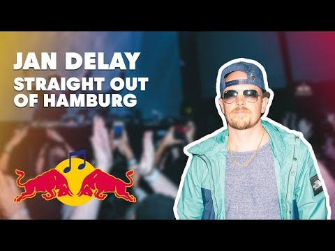 Jan Delay Lecture (Hamburg, 2018)   Red Bull Music Academy