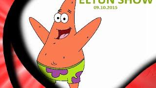 Как нарисовать Патрика | How to draw Patrick | eltun show #27(Как нарисовать Патрика | How to draw Patrick | eltun show #27., 2015-10-09T18:01:41.000Z)