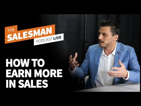 The Best Paying Sales Jobs (Startup VS Corporate Sales)? With Sean Kester