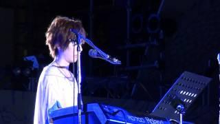 岡本真夜さんの地元・高知を代表する祭りよさこい祭りの前夜祭(2010年8...