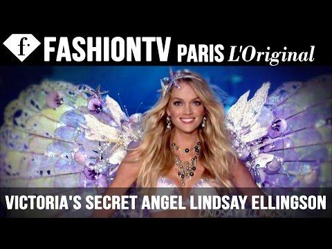 Victoria's Secret Angel Lindsay Ellingson | FashionTV