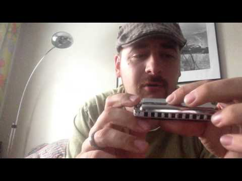 Demonstrating Two Custom Harmonicas By Sugar Cain. Seydel 1847 Classic And Hohner Marine Band.