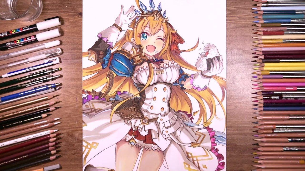 connect princess drawholic dive re