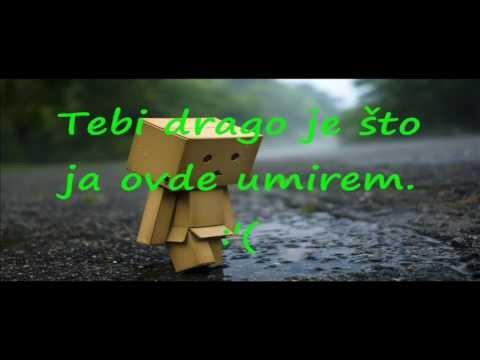 Mr Black - Zar sve je bilo laž 2013 (Lyrics on screen)