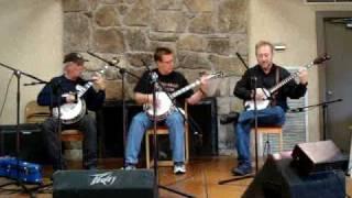 bill keith ned luberecki and gerald jones groundspeed smoky mountain banjo academy 4 19 2008