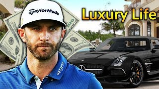 Dustin Johnson Luxury Lifestyle | Bio, Family, Net worth, Earning, House, Cars