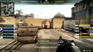 CS:GO 10 kills in first 3 Rounds, Gold Nova 1