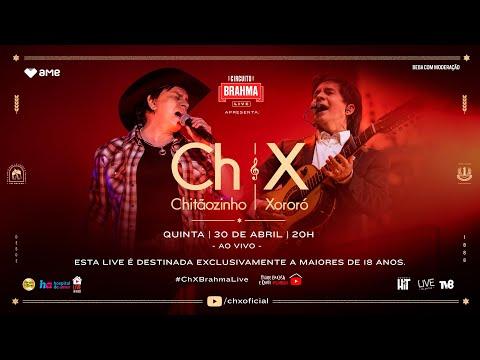 Chitãozinho & Xororó [Live In House] -  30/04 #FiqueEmCasa e Cante #Comigo