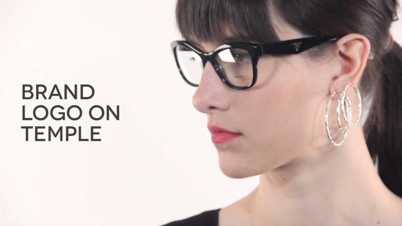 697a4cf2c0 Prada PR29RV Glasses Review