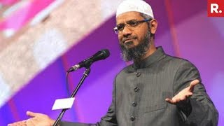 Video Interpol Rejects India's Request On Zakir Naik download MP3, 3GP, MP4, WEBM, AVI, FLV Desember 2017