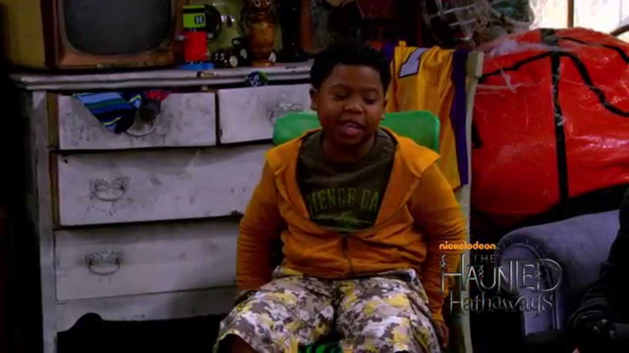 Haunted Hathaways: Haunted Boo Crew Sneak Peek - Check out Louie's newest group of friends and find out who else wants to join the Boo Crew during a new Haunted Hathaways.