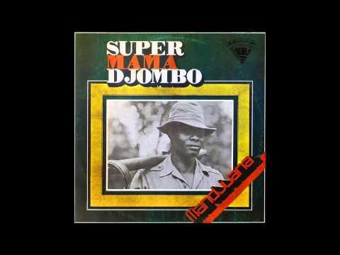 Super Mama Djombo - Mandjuana [1983]