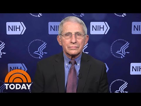 Dr. Fauci: Johnson & Johnson Vaccine Will Not Be Paused For Long   TODAY