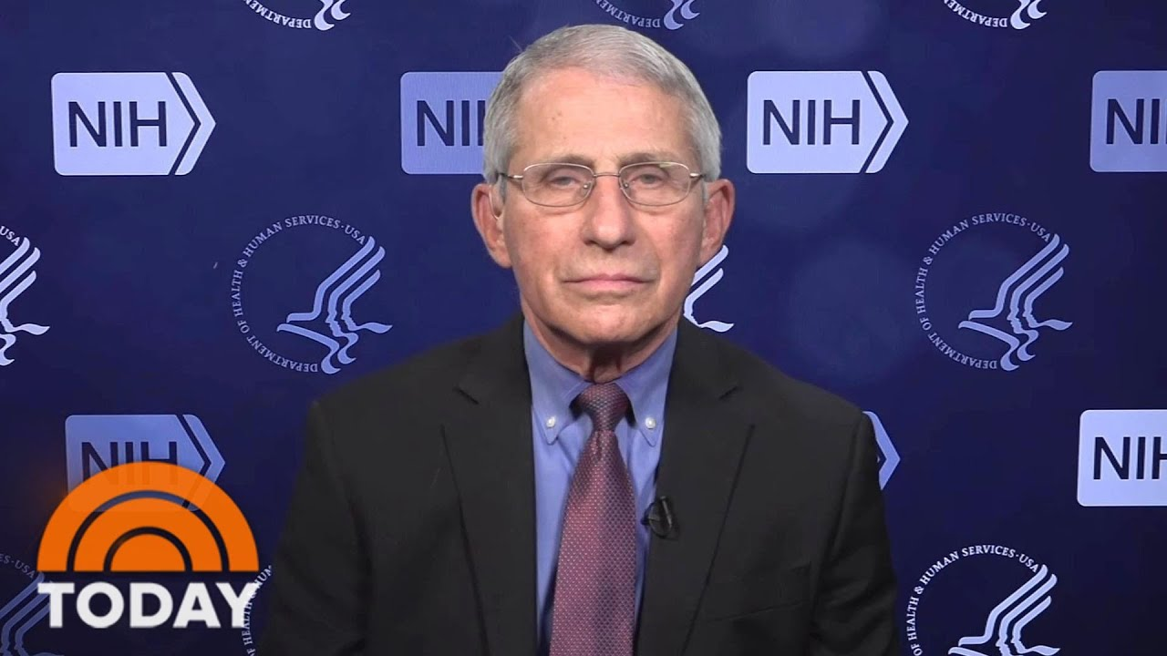 Dr. Fauci: Johnson & Johnson Vaccine Will Not Be Paused For Long | TODAY - TODAY