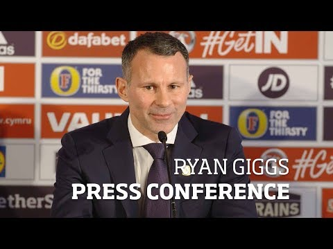 #CroesoGiggsy Watch the Press Conference in Full