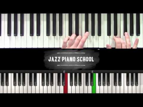 G Major Scale - Jazz Piano School