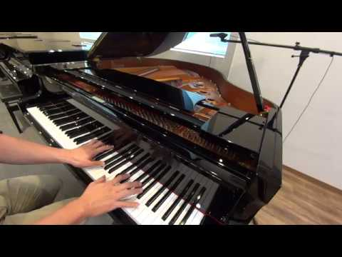 Yamaha C1 baby grand piano for sale - Review and information