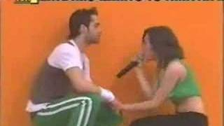 Kalomira - Fame Story - Underneath your clothes by Shakira