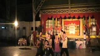 SOPHOMORE DANCER ..