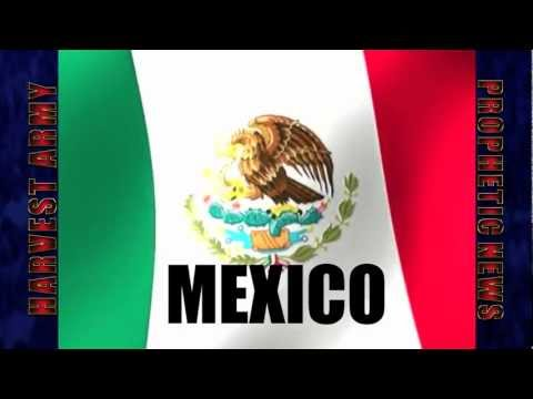 MEXICO - GUATEMALA 6.0 EARTHQUAKE July 29,2012: Major ELEMENTAL DISASTER Determined Upon MEXICO:
