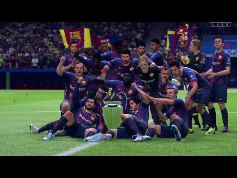 FIFA 19 Final de la Champions League