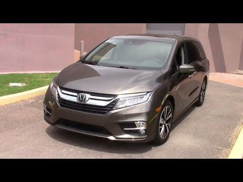 2018 Honda Odyssey: Road Test U0026 Fuel Economy