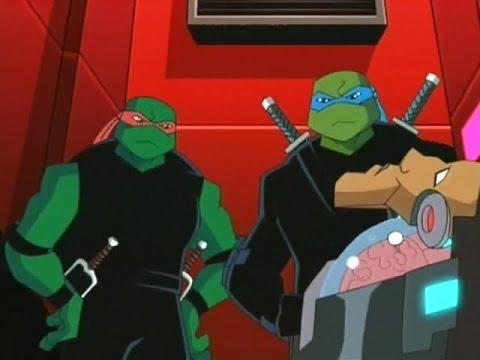 Черепашки ниндзя все серии в будущем часть 7 - YouTube