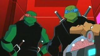 Черепашки ниндзя все серии в будущем часть 7