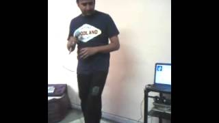 Ruk ja o dil deewane (singing on soundtrack - karaoke)