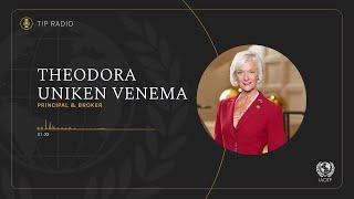 Theodora Uniken Venema interviewed with TIP Radio