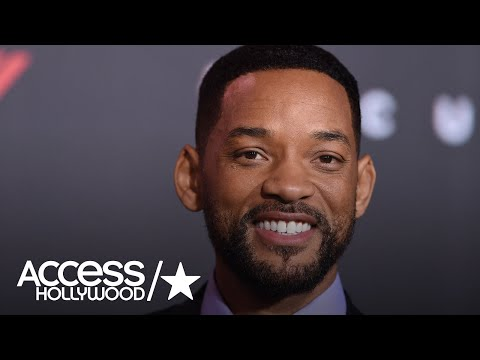 Will Smith Visits The Western Wall In Jerusalem While Filming 'Aladdin'